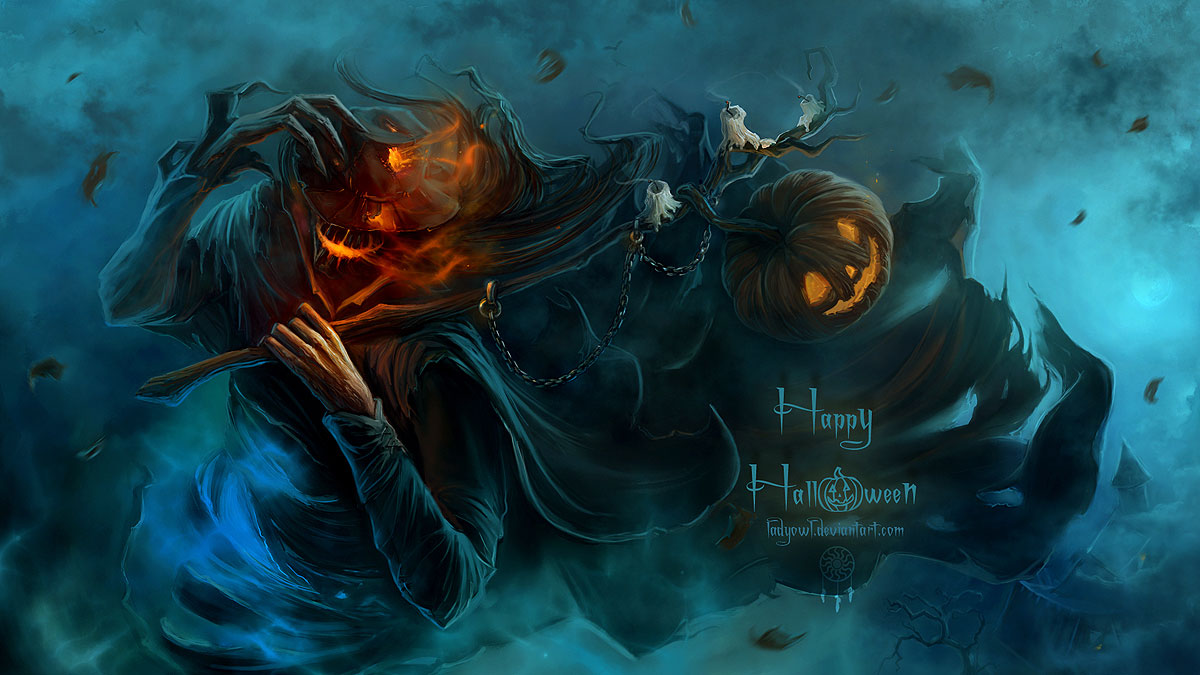 Scary Halloween Wallpapers