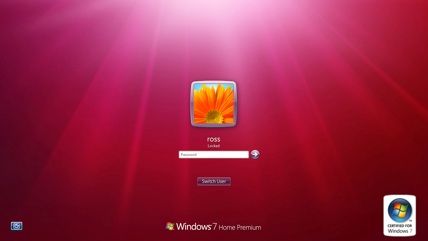 Set Lock Screen Wallpaper Windows 7