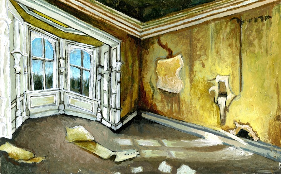Download Setting Of The Yellow Wallpaper Gallery
