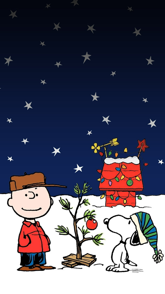 Snoopy Christmas Wallpapers