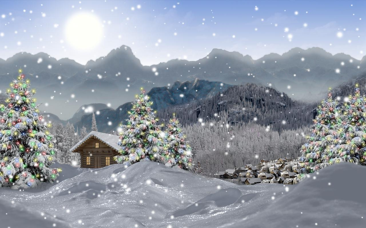 Download Snow Live Wallpapers Gallery
