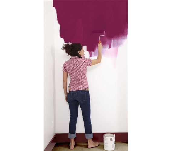 Solid Color Removable Wallpaper