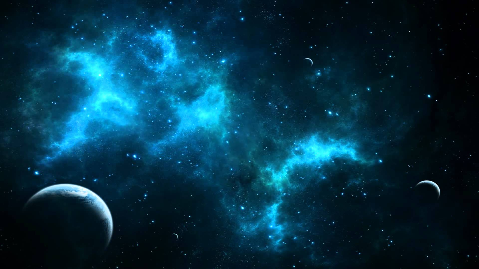 Space Animated Wallpaper