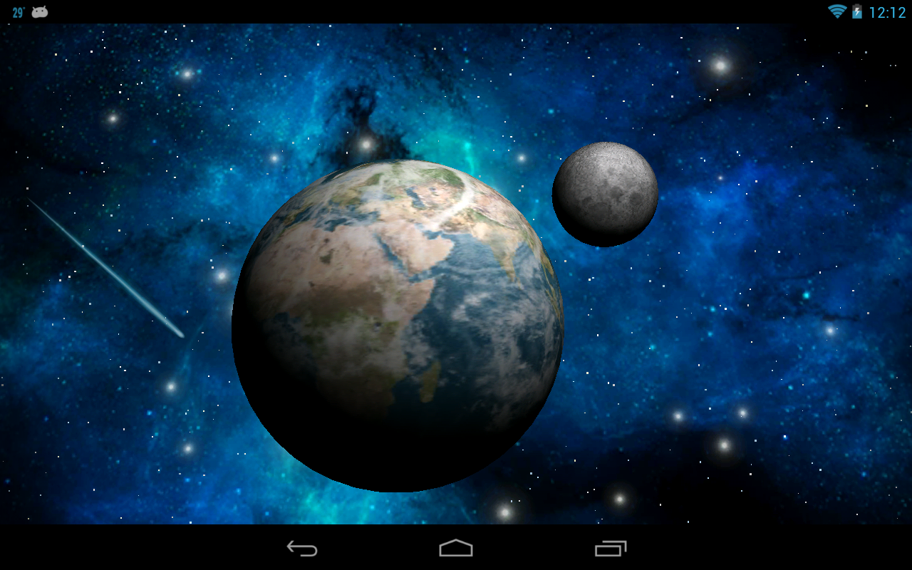 Galaxy Space Live Wallpapers Hd By Narendra Doriya: Download Space Hd Live Wallpaper Gallery