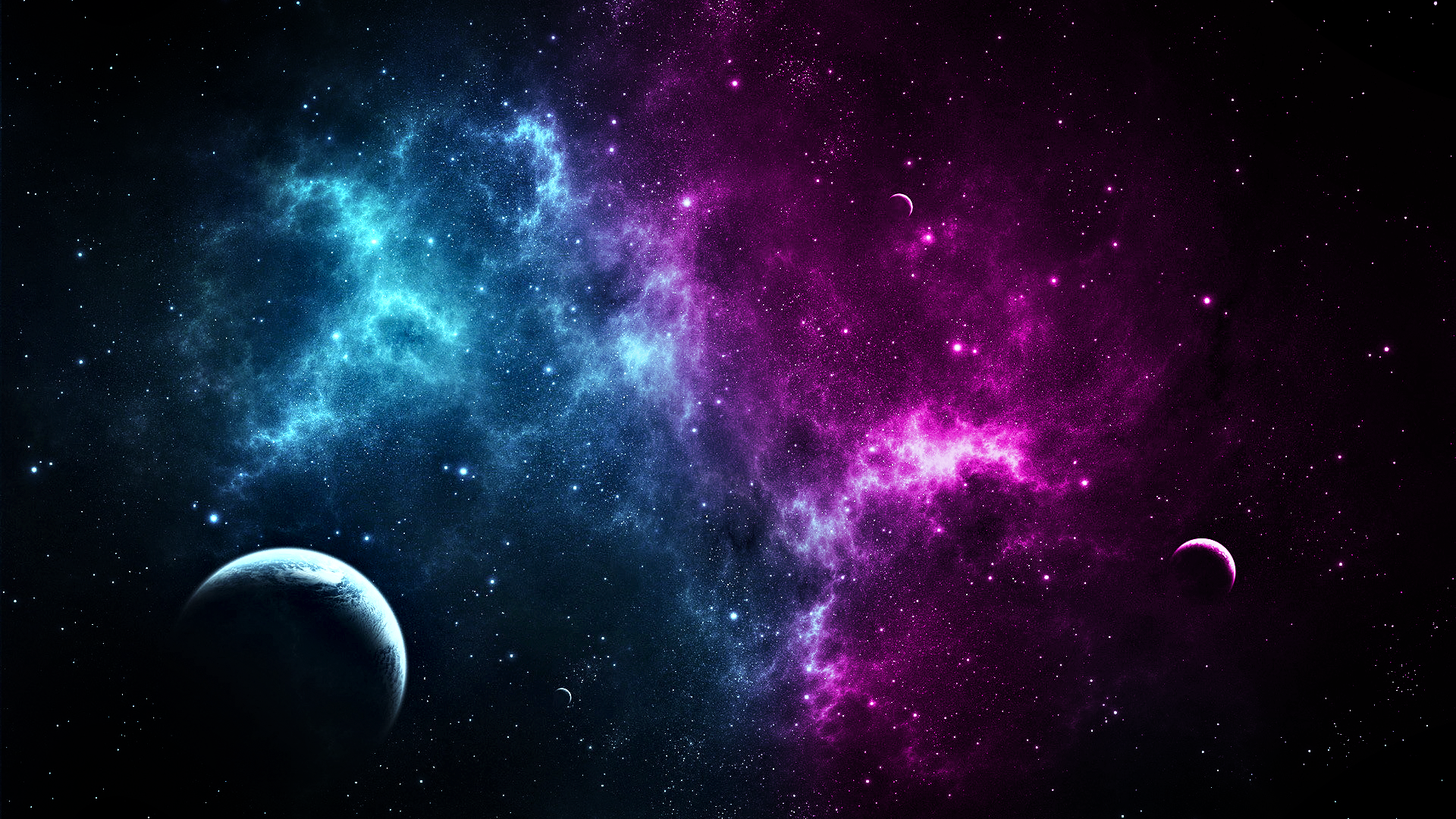 Space High Definition Wallpapers
