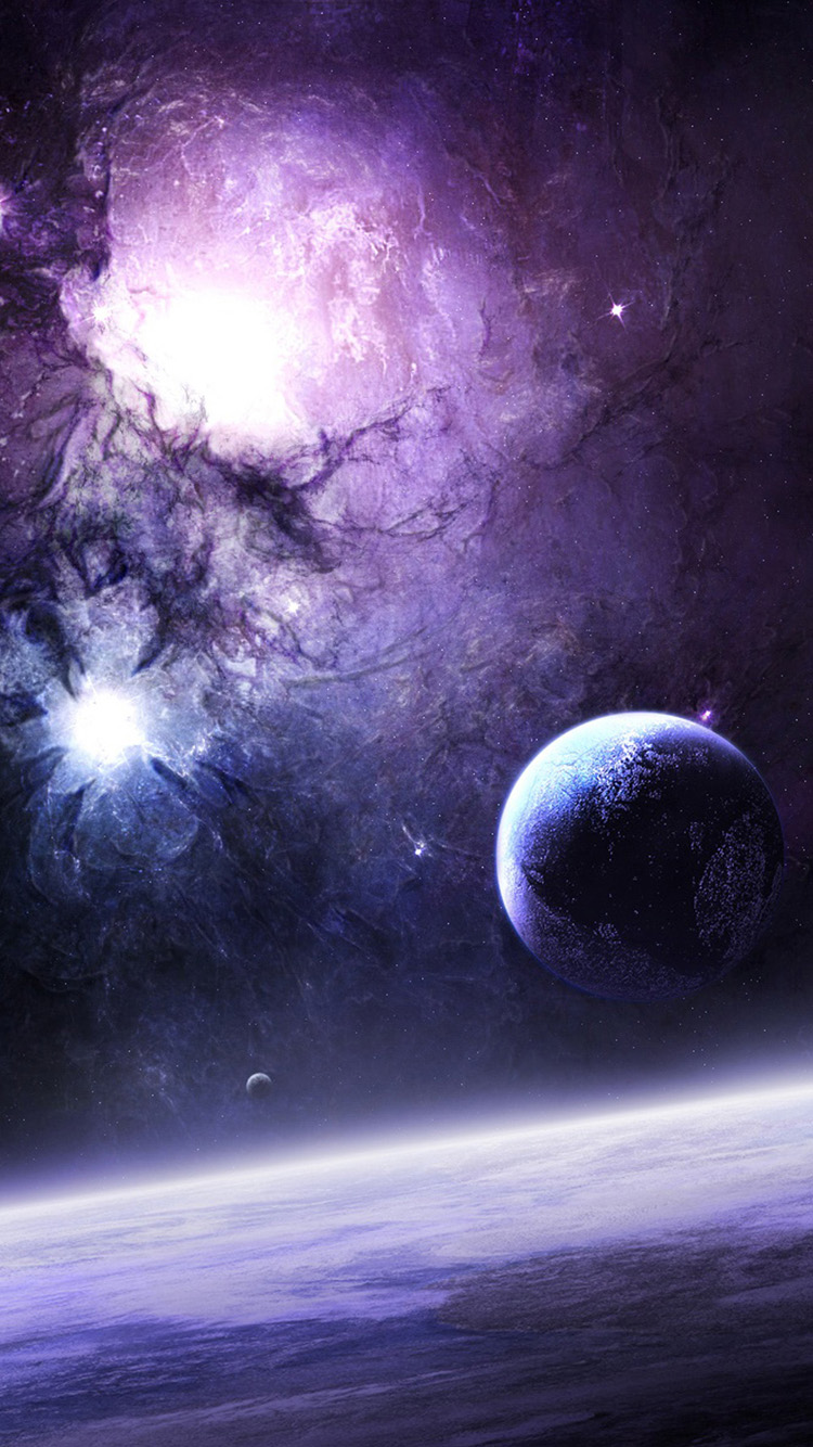 Space Iphone Wallpaper Hd