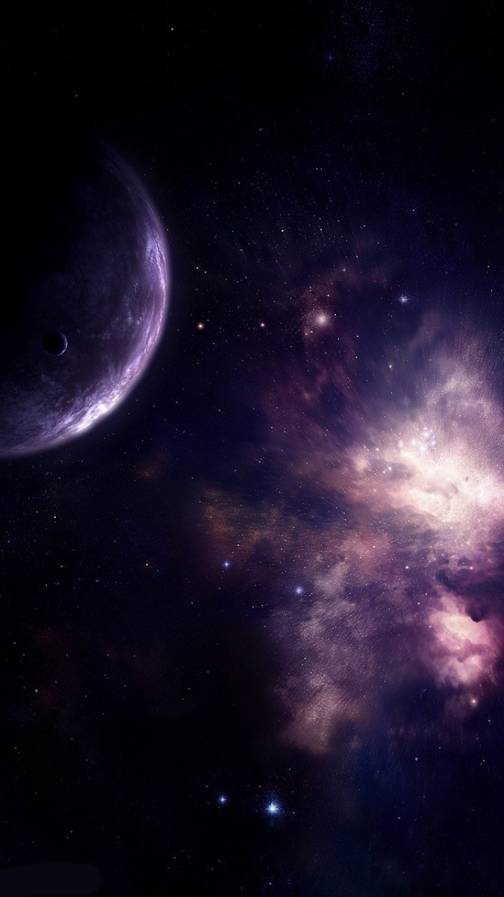 Space Wallpaper For Android
