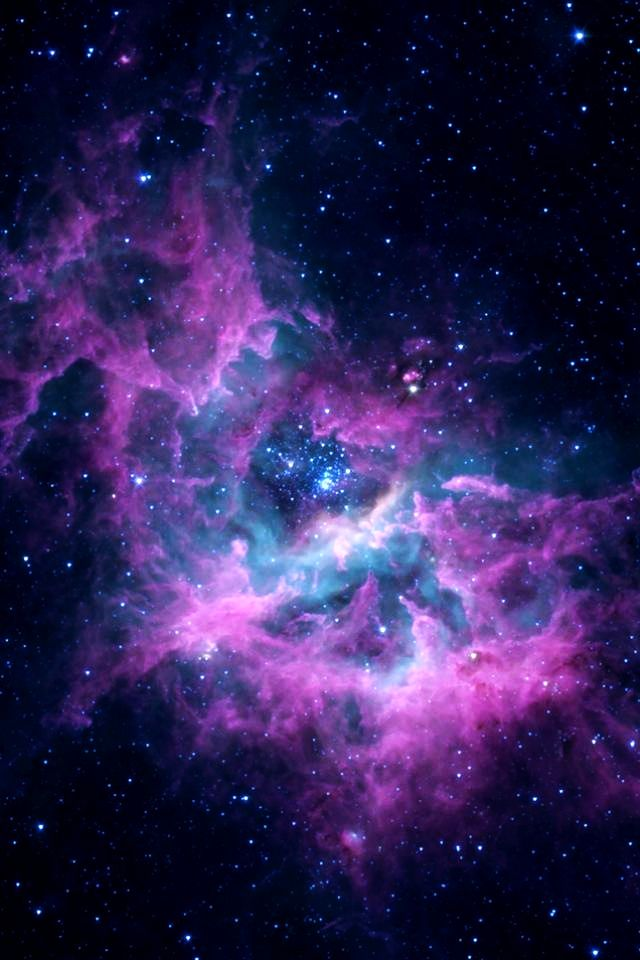 Space Wallpaper For Iphone