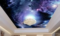 Space Wallpaper For Rooms