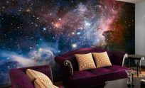Space Wallpaper Room
