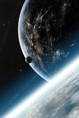 Space Wallpapers For Iphone