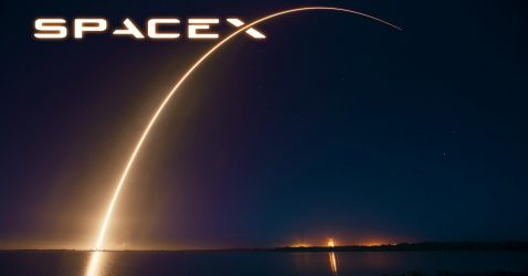 Space X Wallpaper