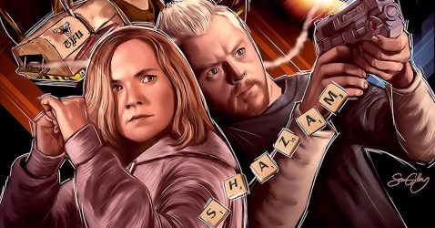 Spaced Wallpaper