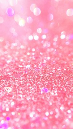 Sparkly Pink Wallpaper