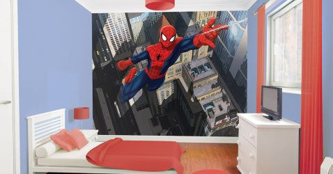 Spiderman Wallpaper Murals
