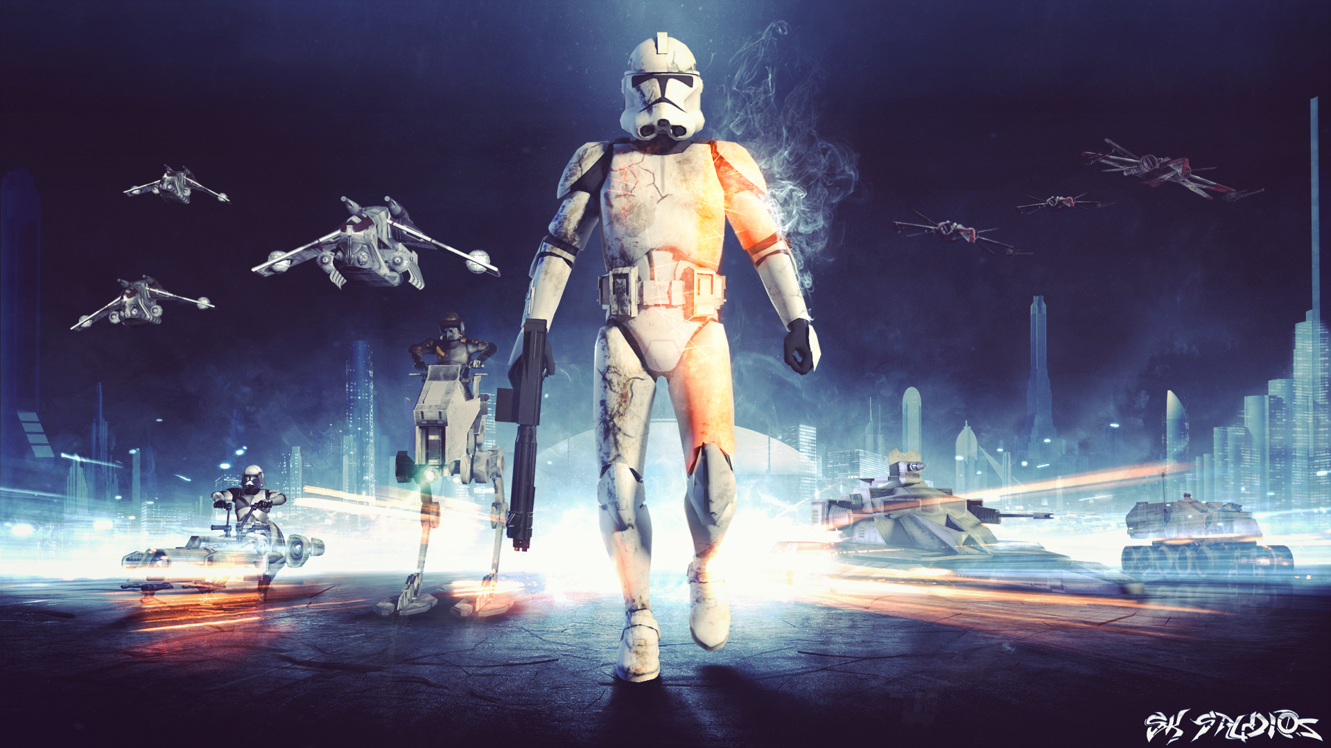 Star Wars Battlefront 3 Wallpaper