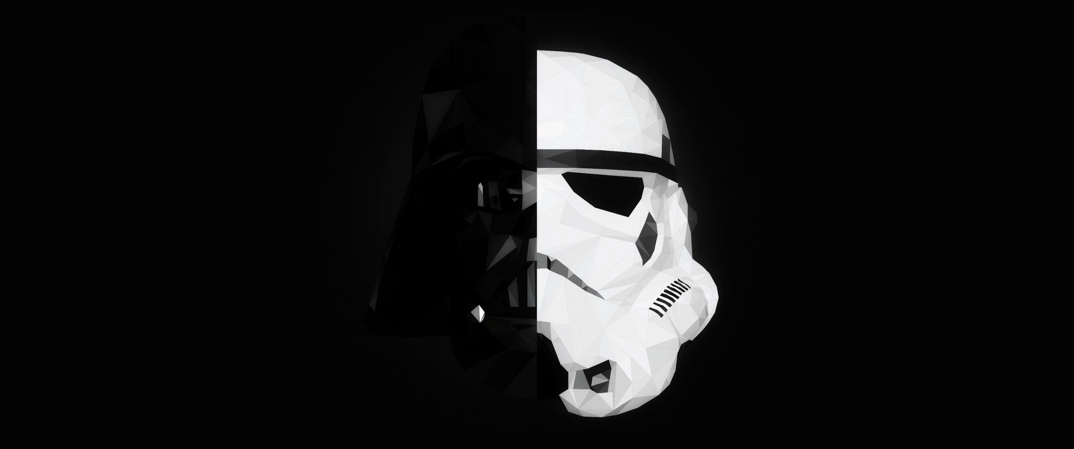Star Wars Dual Monitor Wallpaper