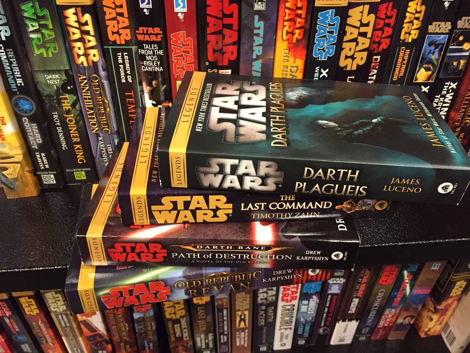 Download Star Wars Expanded Universe Wallpaper Gallery