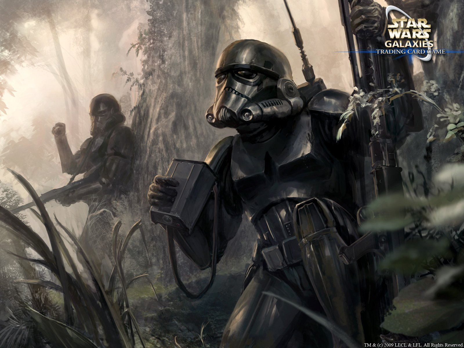 Star Wars Galaxies Wallpaper