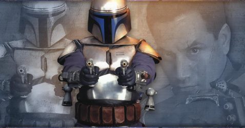 Star Wars Jango Fett Wallpaper