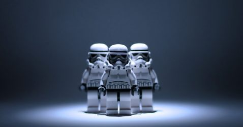Star Wars Lego Wallpaper