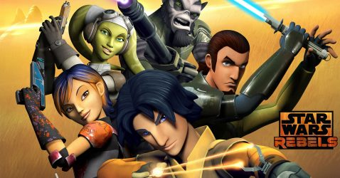 Star Wars Rebels Wallpaper