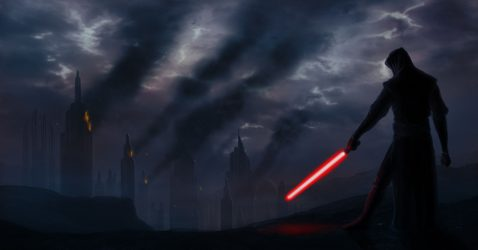 Star Wars Sith Wallpaper