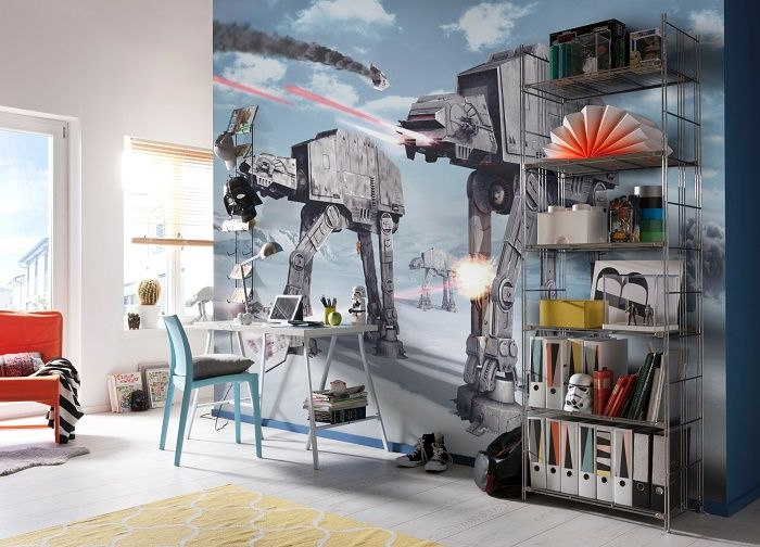 Star Wars Wallpaper Murals