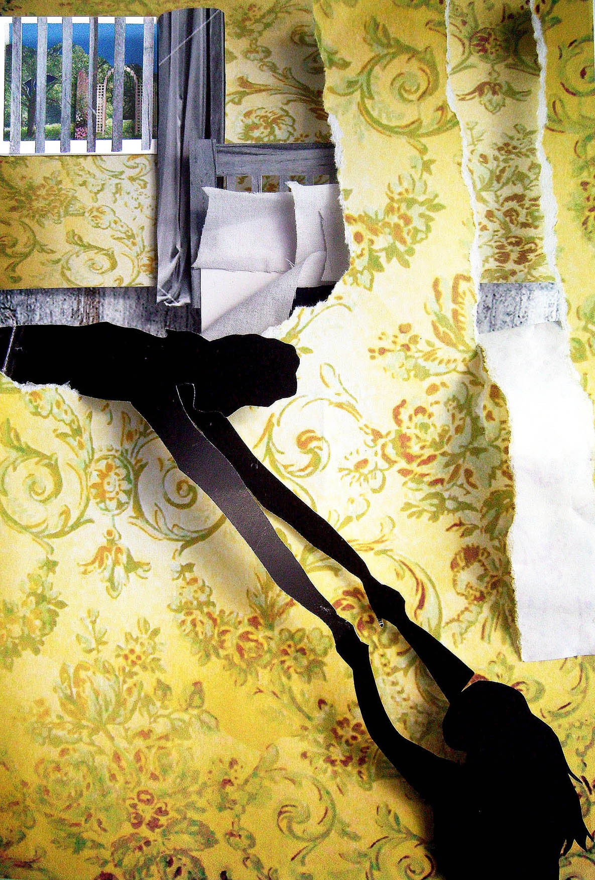 Symbolism In The Yellow Wallpaper