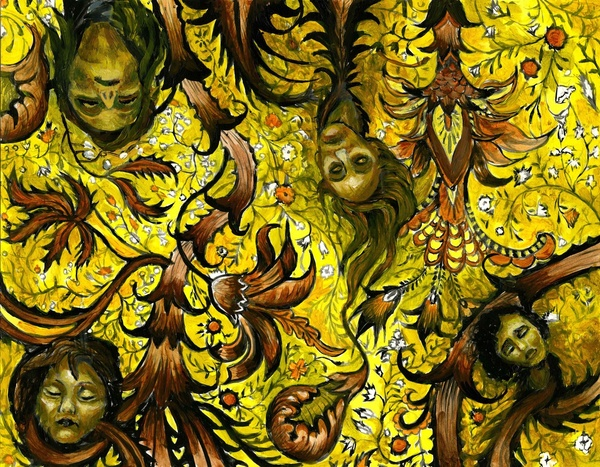 Download Symbolism In The Yellow Wallpaper Gallery