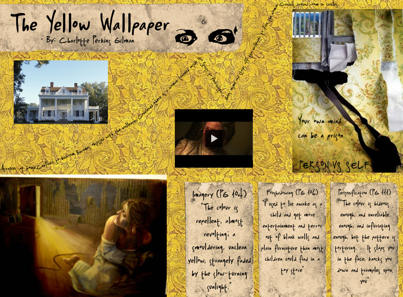 Download symbolism of the yellow wallpaper gallery symbolism of the yellow wallpaper biocorpaavc