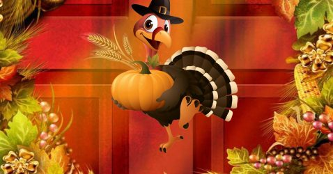 Thanksgiving Live Wallpaper