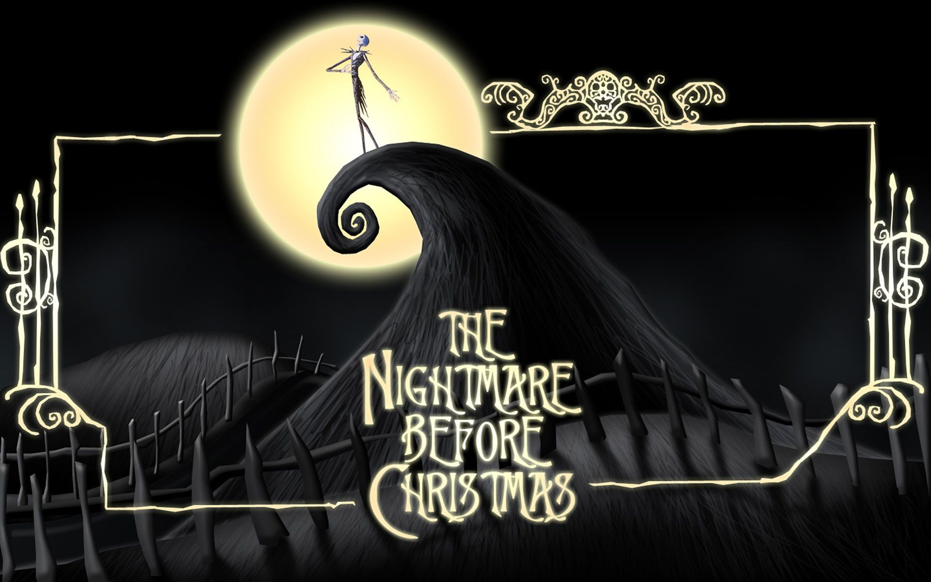 The Nightmare Before Christmas Wallpaper