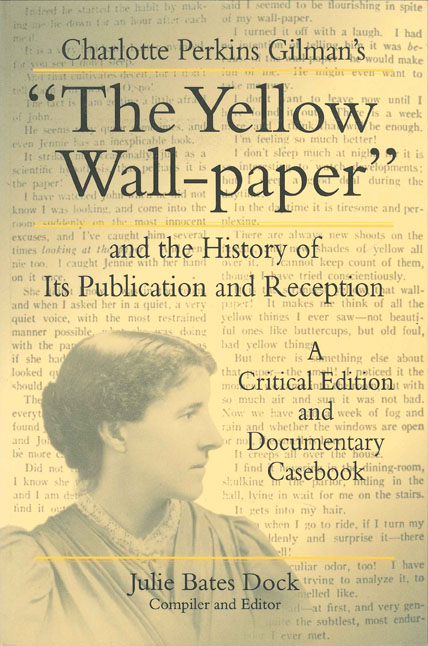 a story of a woman trapped in her own life in the yellow wallpaper by charlotte perkins gilman Charlotte perkins gilman claimed that experiences in her own life perkins gilman, is a story of a woman, her being controlled in the yellow wallpaper.