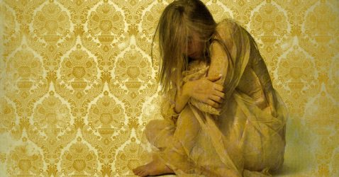 The Yellow Wallpaper Full Text