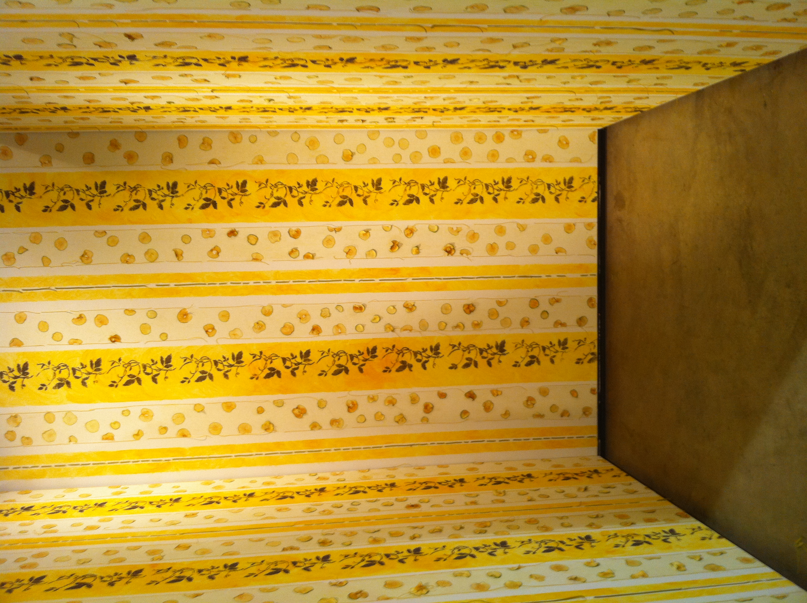 """the central conflict in the yellow wallpaper by charlotte perkins gilman """"it is the same woman, i know, for she is always creeping, and most women do not creep by daylight"""" ― charlotte perkins gilman, the yellow wallpaper and other stories."""