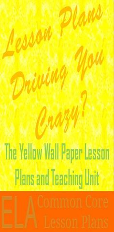 download the yellow wallpaper short story summary gallery