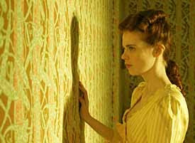 Theme Of The Yellow Wallpaper