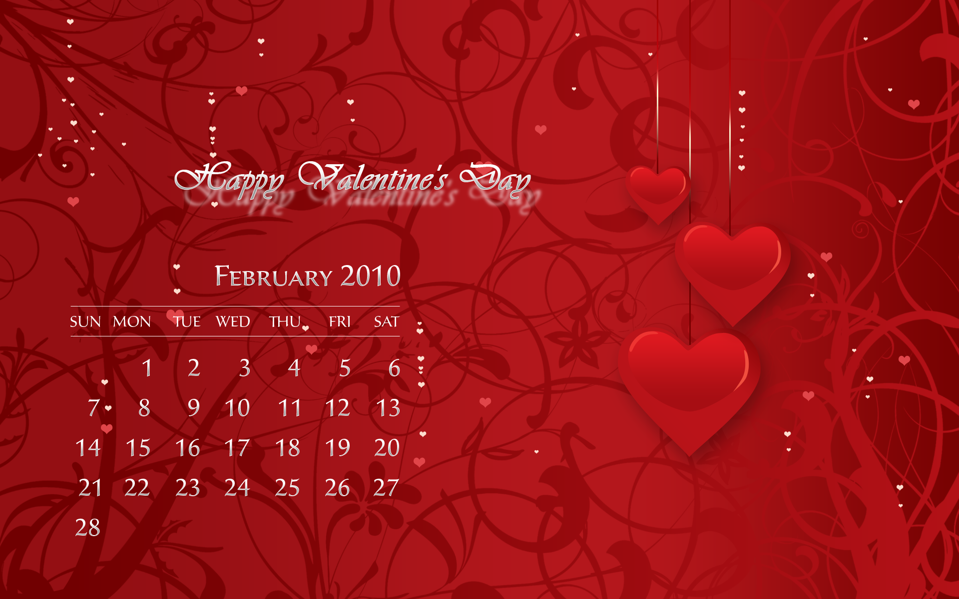 Valentine'S Desktop Wallpaper