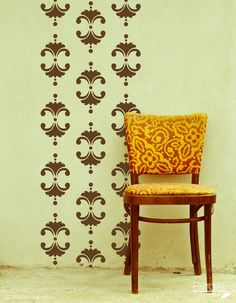 Wall Decals That Look Like Wallpaper