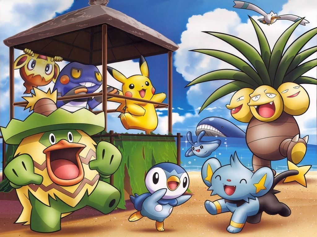 Wallpaper De Pokemon