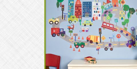 Wallpaper Decals Kids