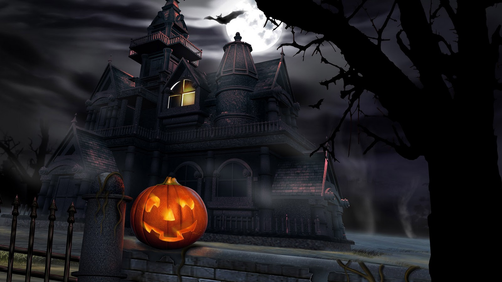 Wallpaper Halloween