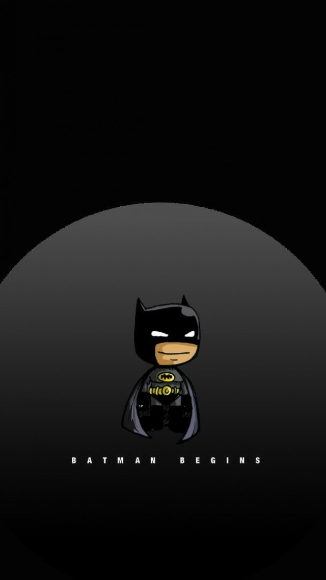 Wallpaper Iphone 5 Batman