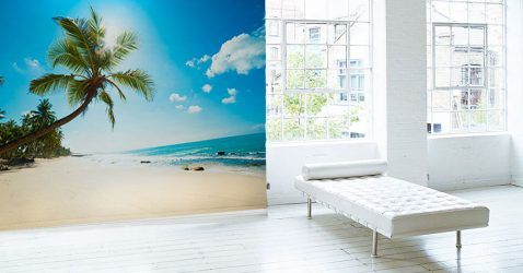 Wallpaper Murals Beach