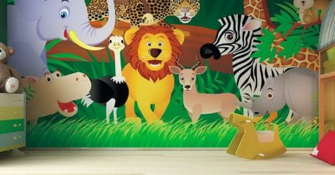 Wallpaper Murals For Kids