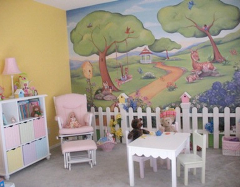 Wallpaper Murals Kids