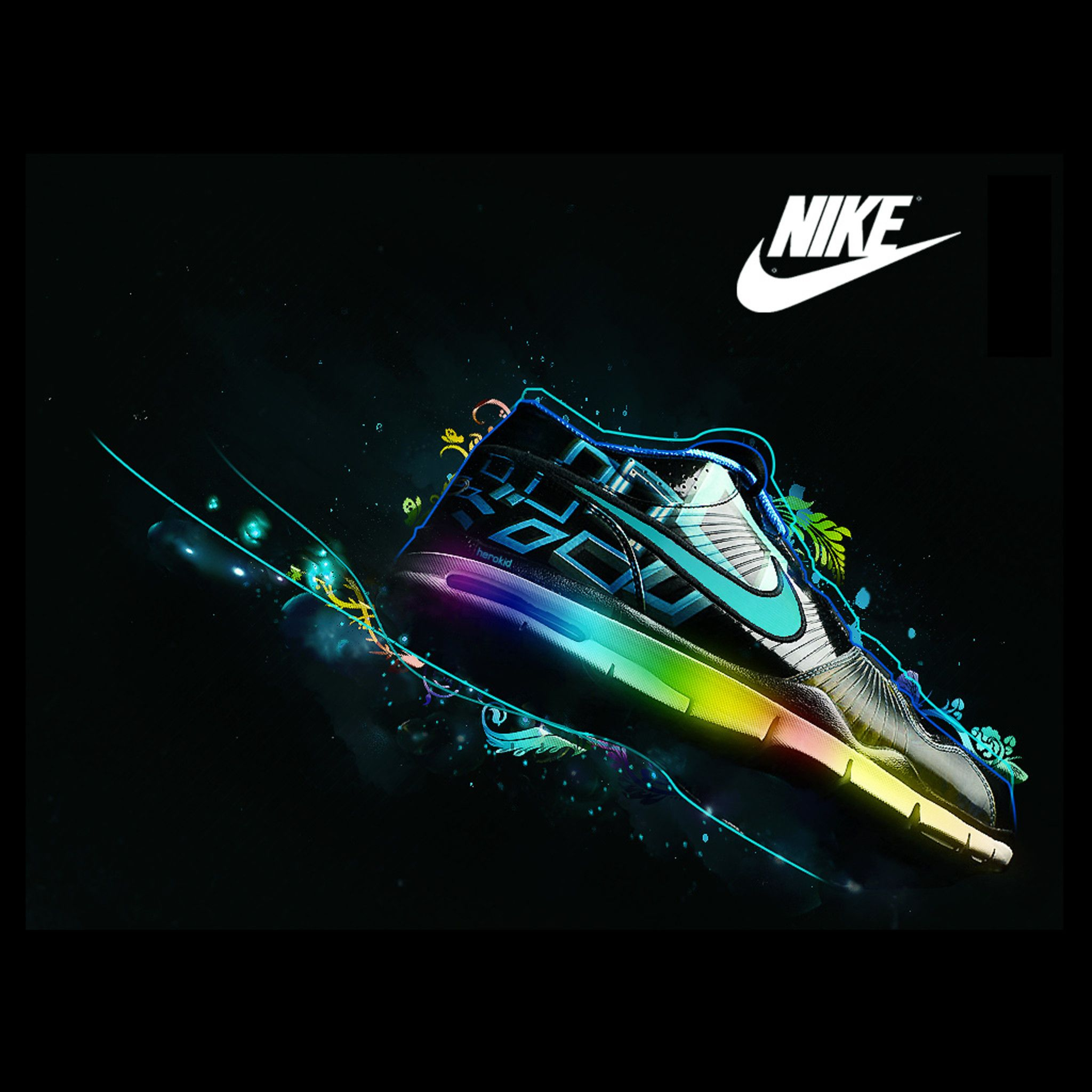 Wallpaper Of Nike Shoes