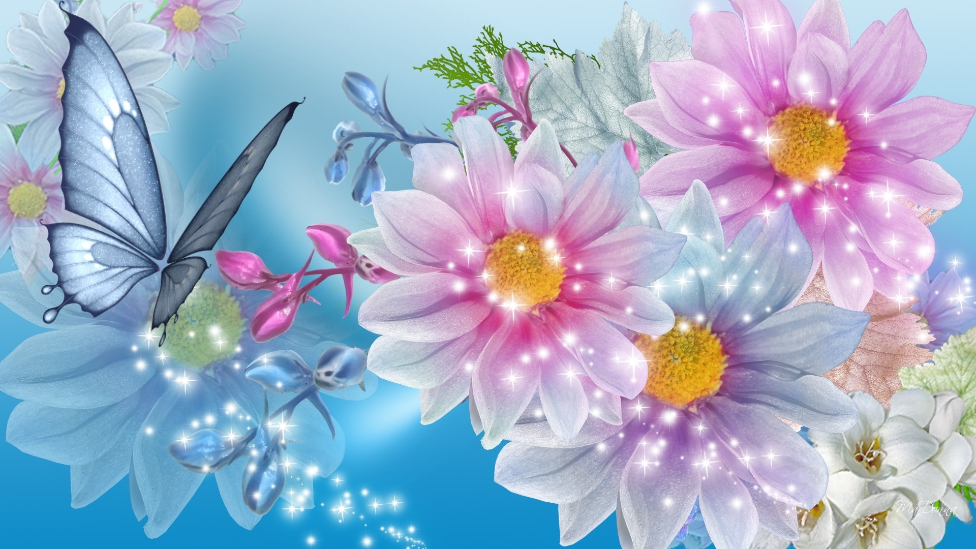 Wallpapers Of Flowers