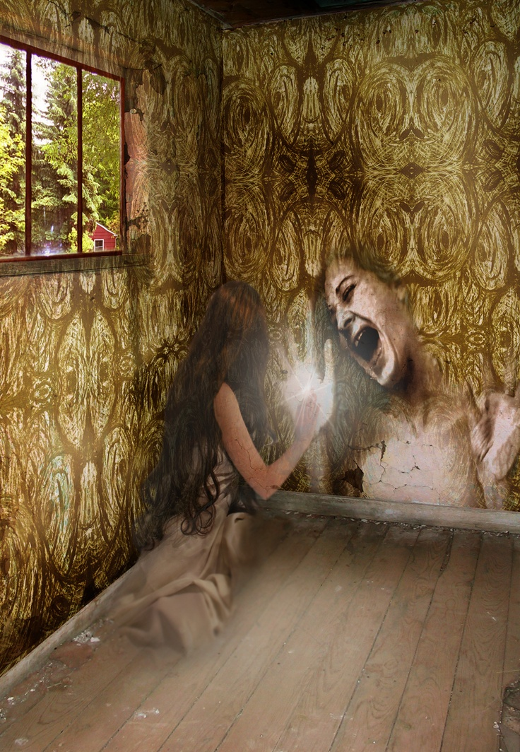 the yellow wallpaper a womans struggle The yellow wallpaper itself is the most obvious symbol in this story the wallpaper represents the protagonist's mind set during this time it further symbolizes the way women were perceived .